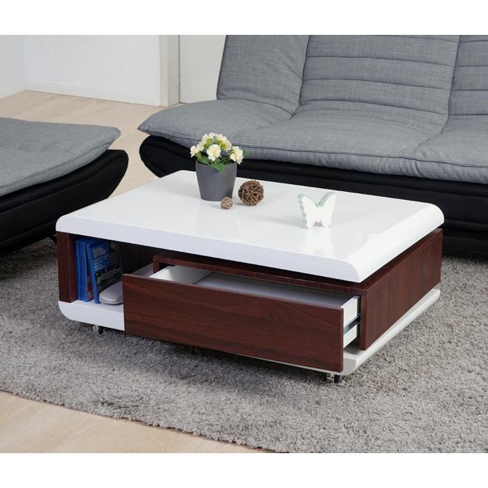wohnzimmertisch mit schublade ihr ideales zuhause stil. Black Bedroom Furniture Sets. Home Design Ideas