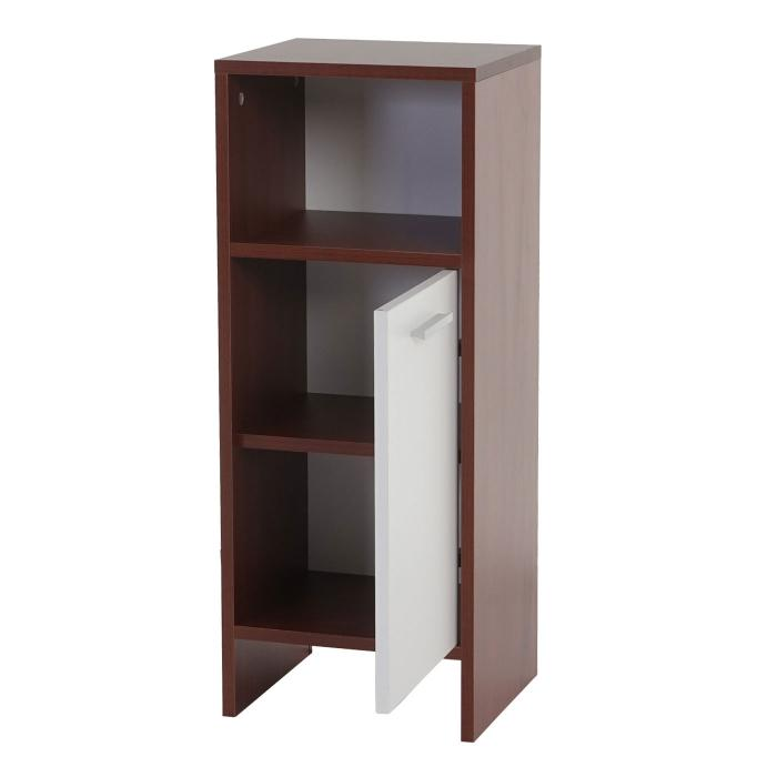 kommode arezzo badezimmerkommode badschrank 82x32x28cm. Black Bedroom Furniture Sets. Home Design Ideas