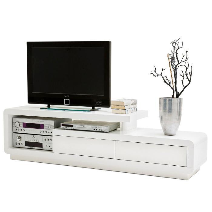 mca tv rack celia lowboard fernsehtisch mit schubladen. Black Bedroom Furniture Sets. Home Design Ideas
