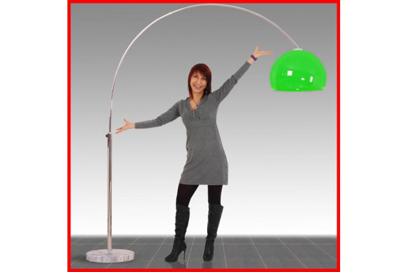 reality trio lounge deal bogenlampe schirm 40cm h he 2 06m. Black Bedroom Furniture Sets. Home Design Ideas