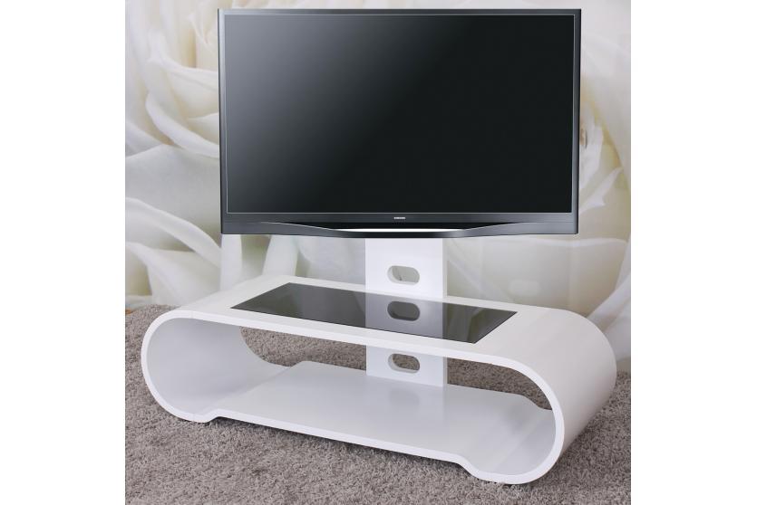 Tv Rack Mit Rückwand : tv rack lowboard mit tv s ulensystem fernsehtisch tucson schwarz wei ebay ~ Bigdaddyawards.com Haus und Dekorationen