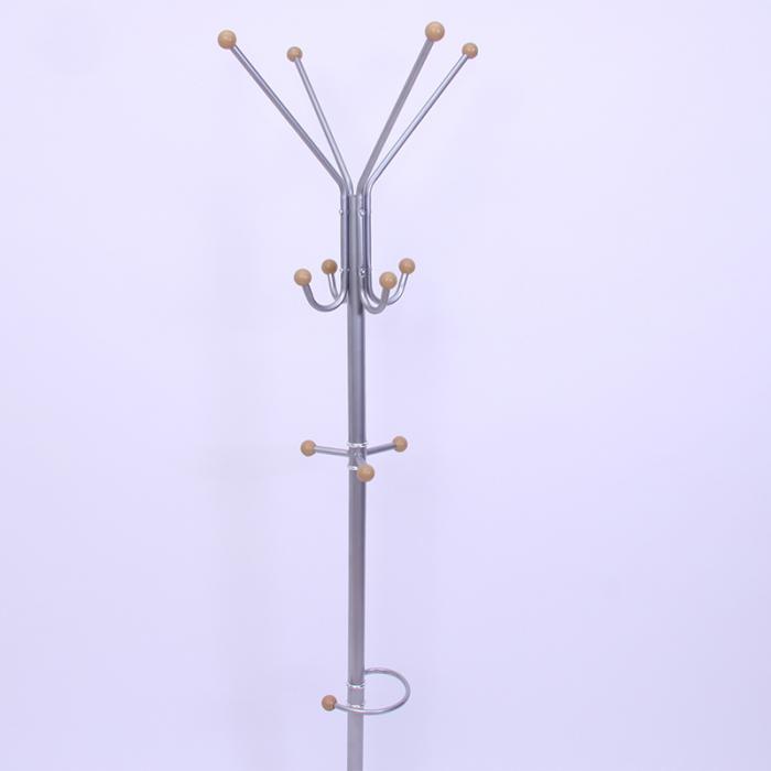 Design Garderobenst Nder mobile garderobenständer mit haken mit stahlblende mit buchenholzblende 90 00 eur farbe