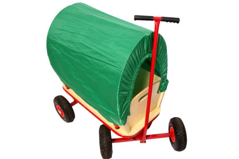 bollerwagen handwagen optional mit dach bunte motive u sitz ebay. Black Bedroom Furniture Sets. Home Design Ideas