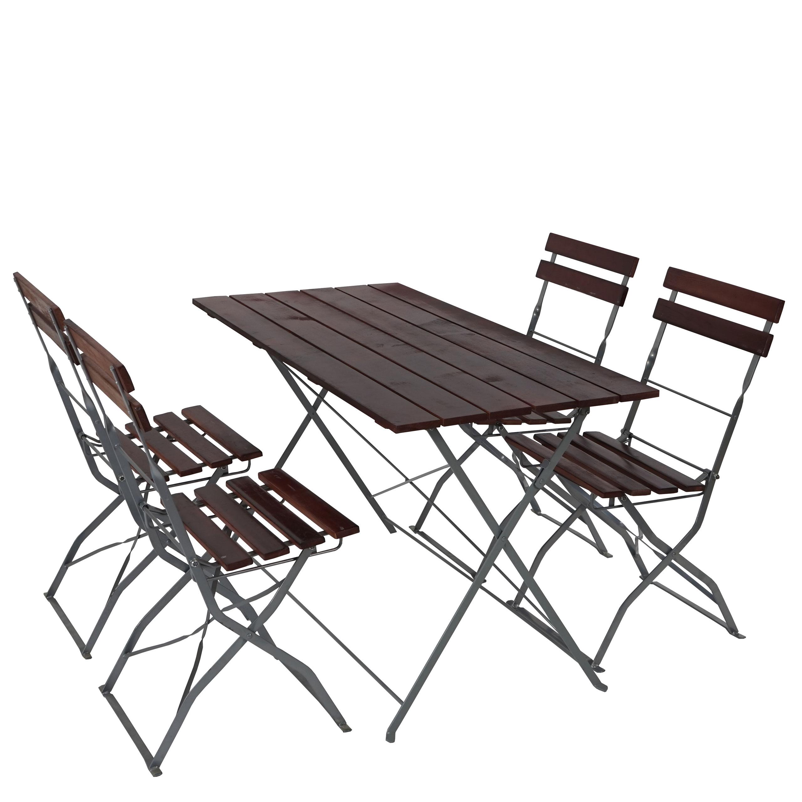 tisch stühle biergarten