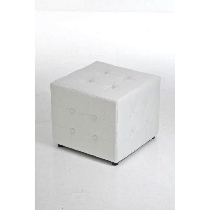 sitzw rfel cp200 sitzhocker wei. Black Bedroom Furniture Sets. Home Design Ideas