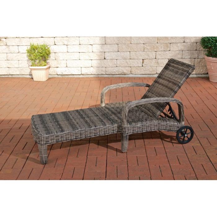 poly rattan sonnenliege cp396 gartenliege relaxliege. Black Bedroom Furniture Sets. Home Design Ideas