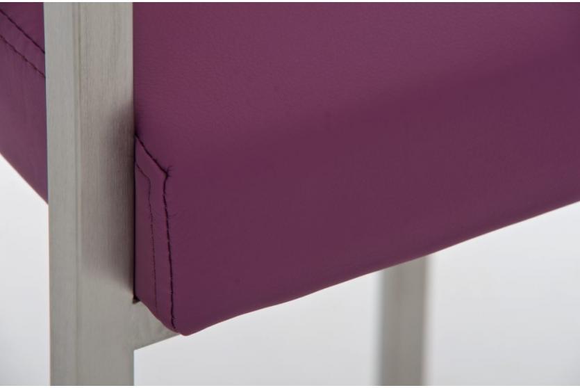 barhocker cp163 barstuhl lila. Black Bedroom Furniture Sets. Home Design Ideas
