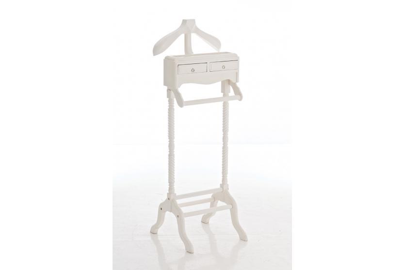 Kleiderstander Weis Metall ~ Herrendiener cp311 kleiderständer garderobenständer ~ weiß