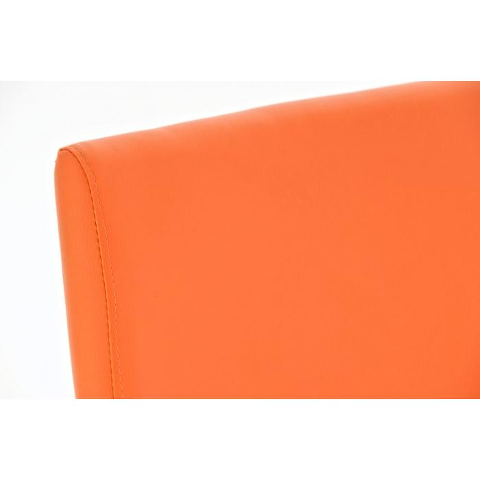 Barhocker cp008 barstuhl orange for Barhocker orange
