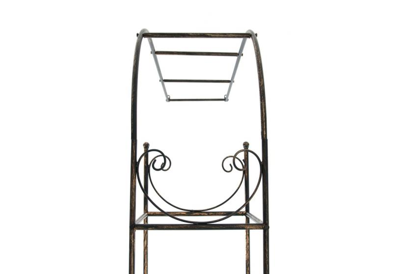 wandrankhilfe cp080 rankhilfe rankgitter eisen 141cm bronze. Black Bedroom Furniture Sets. Home Design Ideas