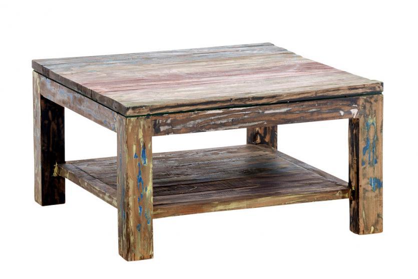 Couchtisch cp331 wohnzimmertisch beistelltisch teakholz - Tisch oval weiay ...