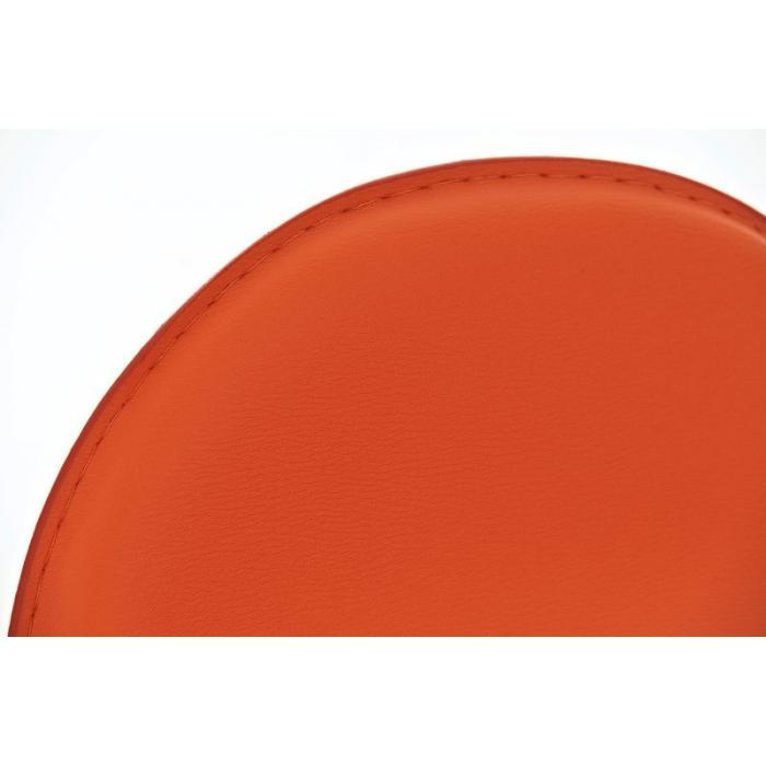 Barhocker cp160 barstuhl orange for Barhocker orange