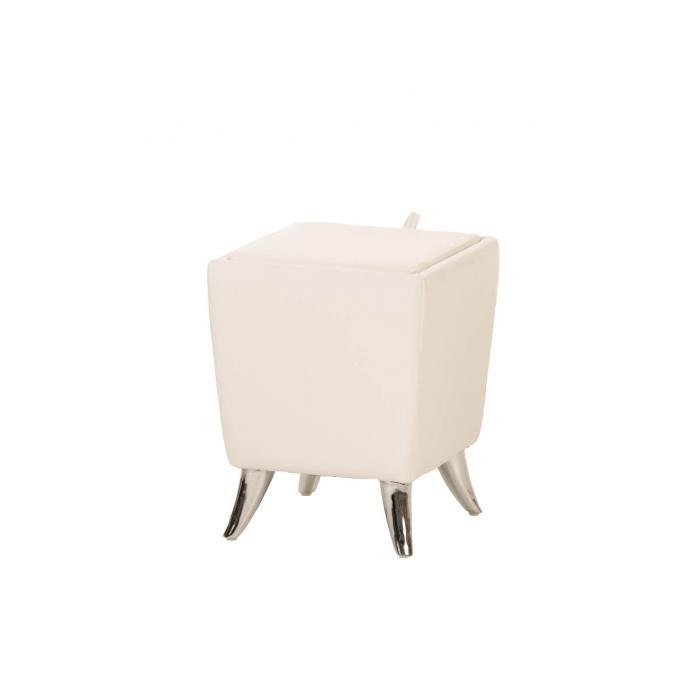 Sitzhocker Cp212 Hocker Mit Stauraum Weiß