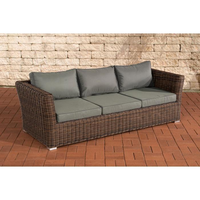 rattan sofa mit fabulous beautiful sofa rattan l form couch mit rattan corpus einrichten amp. Black Bedroom Furniture Sets. Home Design Ideas