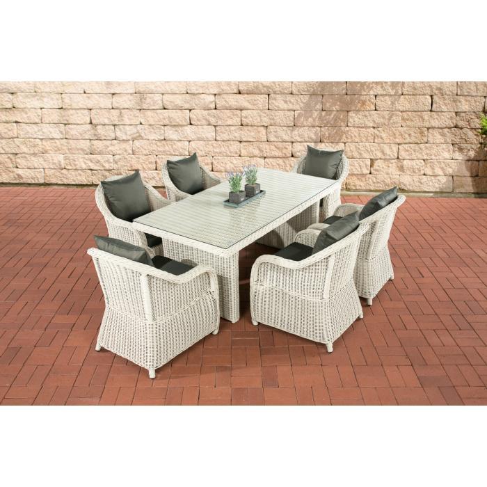 Garten Garnitur Cp071 Sitzgruppe Lounge Garnitur Poly Rattan