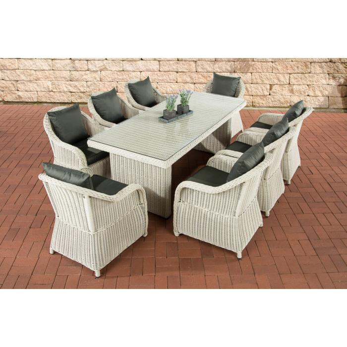 Garten Garnitur Cp071 Xl Sitzgruppe Lounge Garnitur Poly Rattan