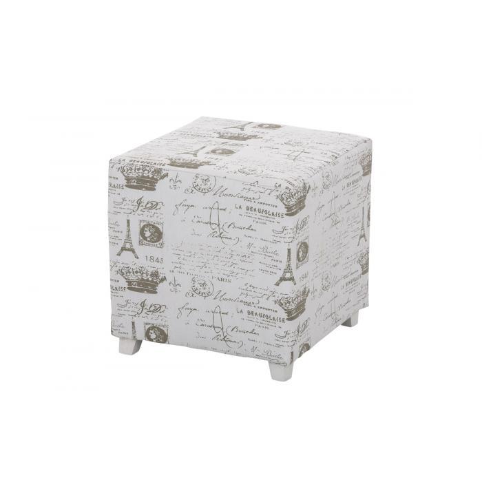 sitzhocker cp215 sitzw rfel hocker wei. Black Bedroom Furniture Sets. Home Design Ideas