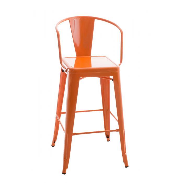 Barhocker Orange cp274 barstuhl orange