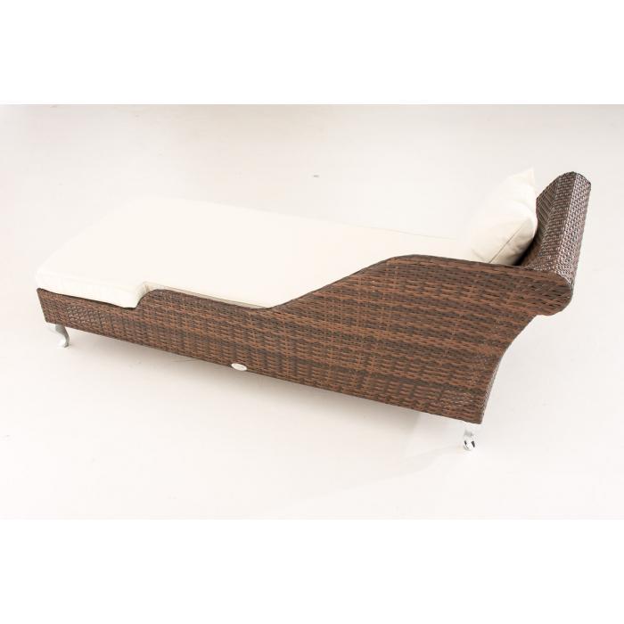 chaiselongue rattan. Black Bedroom Furniture Sets. Home Design Ideas