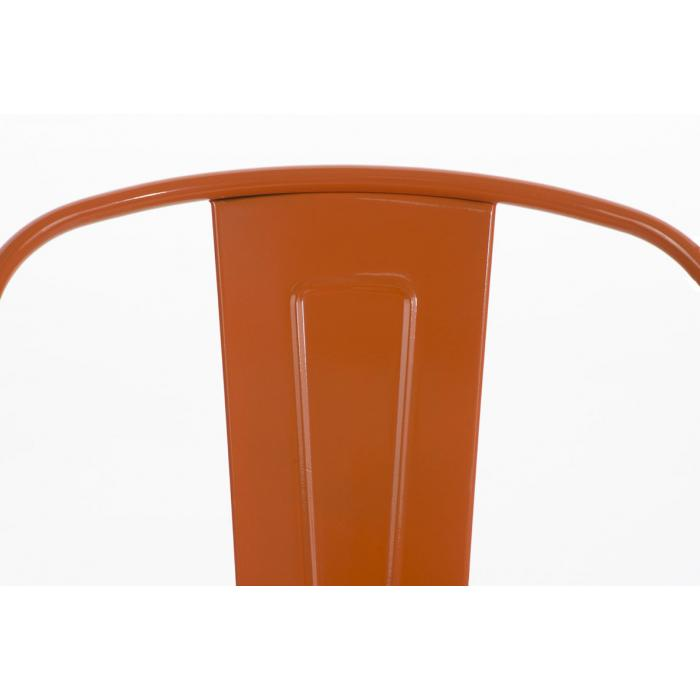 Esszimmerstuhl cp579 stuhl lehnstuhl metall 89x44x48cm for Esszimmerstuhl metall