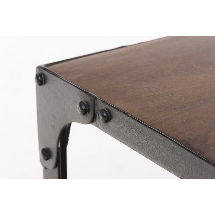 Couchtisch CP524 Wohnzimmertisch Loungetisch Factory Design Braun