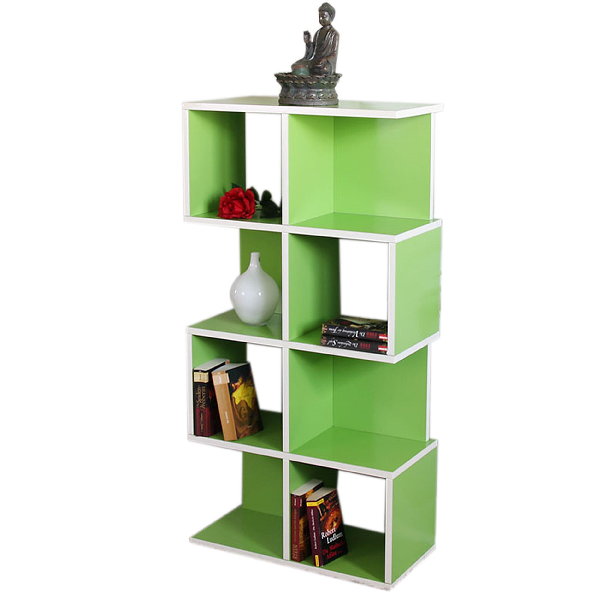 modul regal standregal m73 124x62x28 cm gr n. Black Bedroom Furniture Sets. Home Design Ideas