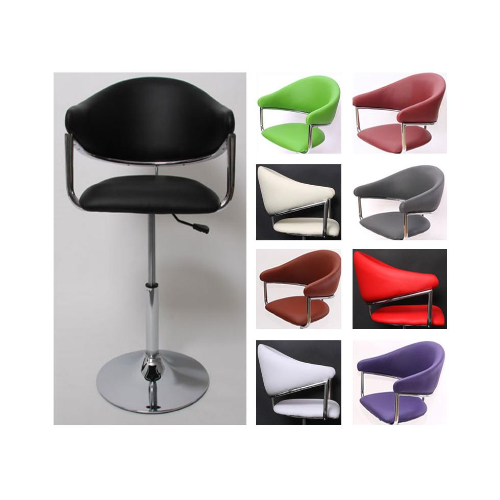 6x esszimmerstuhl kunstleder dema ebay. Black Bedroom Furniture Sets. Home Design Ideas