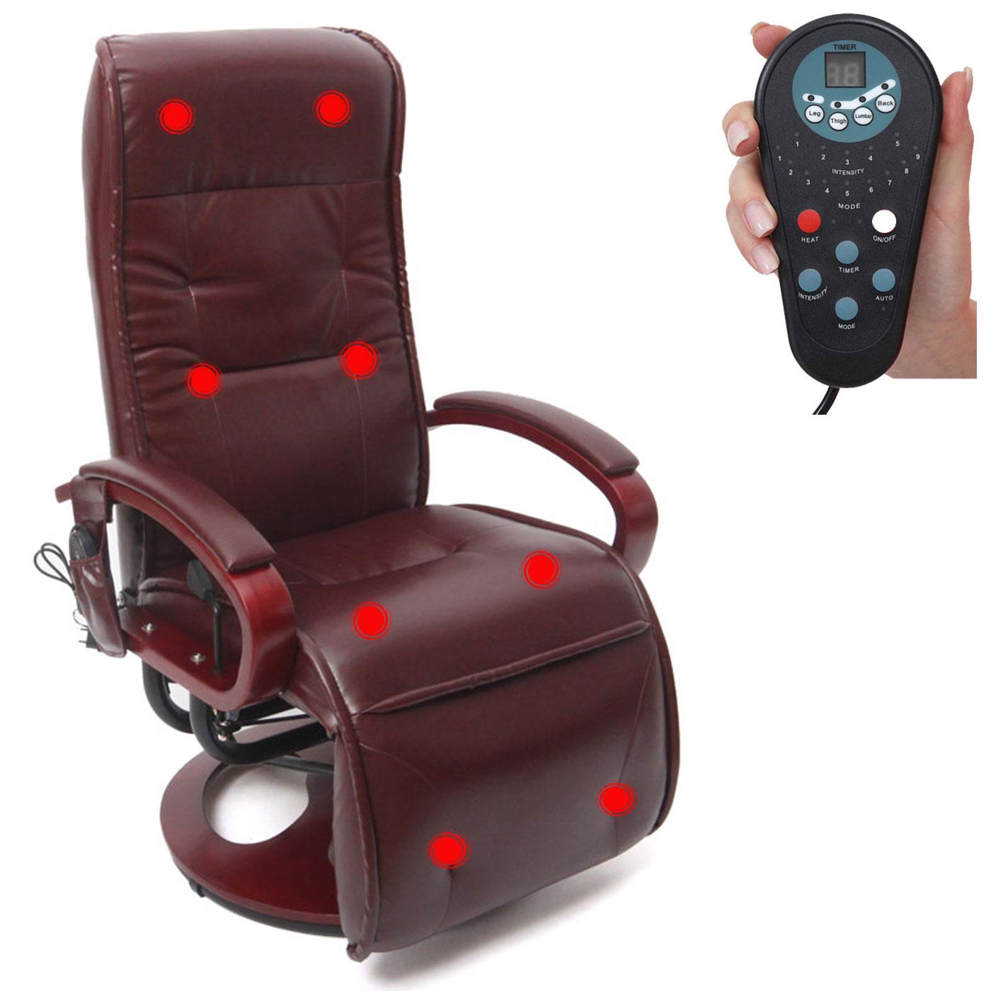 relaxsessel terni ii mit massage leder creme. Black Bedroom Furniture Sets. Home Design Ideas