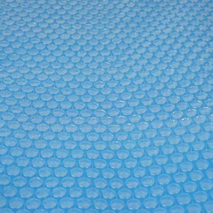 Pool abdeckung w rmeplane solarplane solarabdeckung blau for Solarplane rund 450