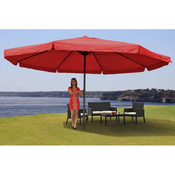 Sonnenschirm Meran Pro Gastronomie Marktschirm Mit Volant O 5m