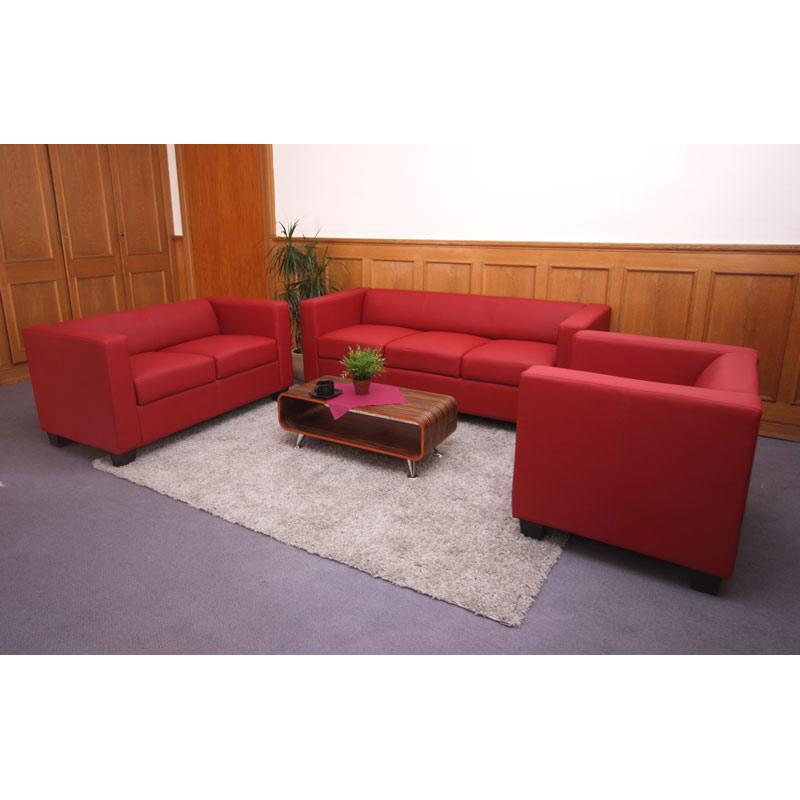 3 2 1 sofagarnitur couchgarnitur loungesofa lille ebay. Black Bedroom Furniture Sets. Home Design Ideas