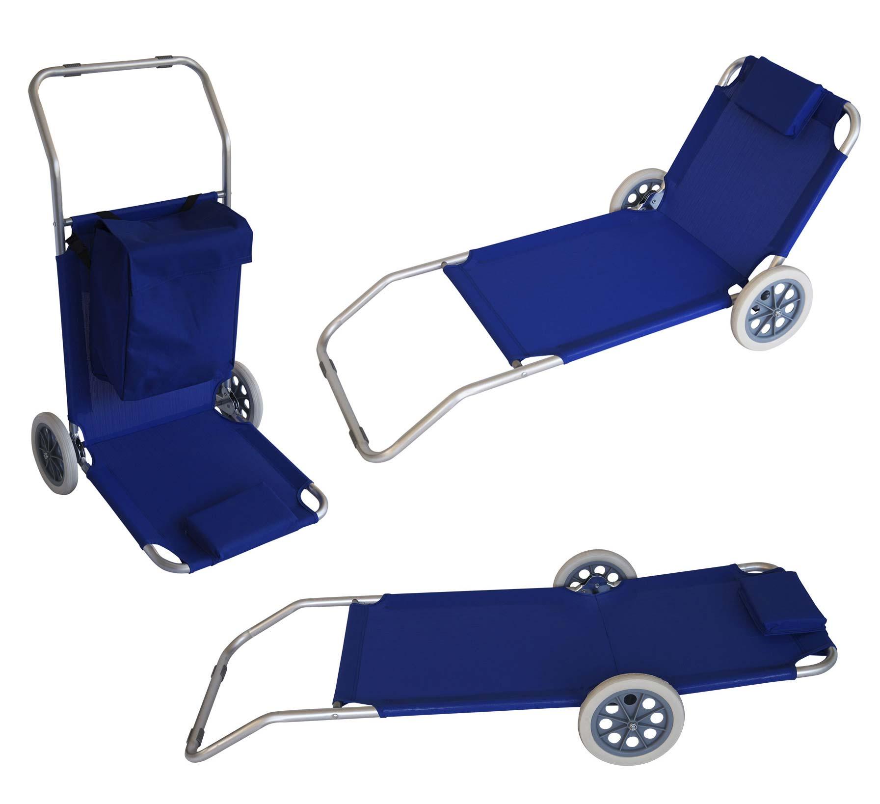 strandwagen fg29 transportwagen strandstuhl strandliege. Black Bedroom Furniture Sets. Home Design Ideas