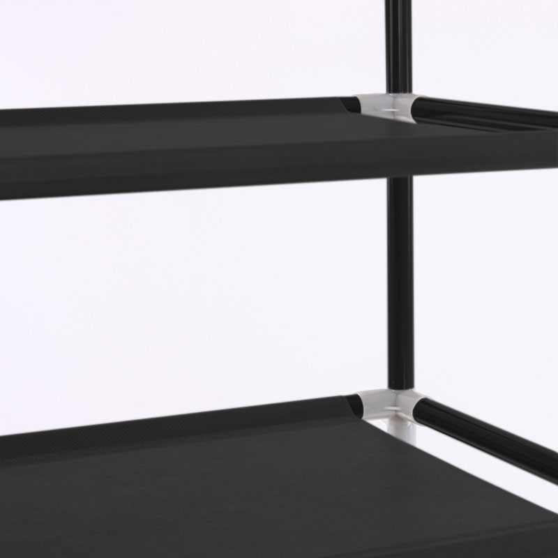 schuhablage schuhst nder schuhregal 10 ebenen f r 50. Black Bedroom Furniture Sets. Home Design Ideas