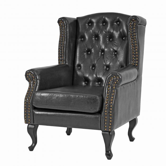 sessel relaxsessel clubsessel ohrensessel chesterfield. Black Bedroom Furniture Sets. Home Design Ideas