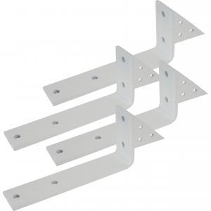 4x dachsparrenadapter f r markise t792 dachsparren halterung adapter. Black Bedroom Furniture Sets. Home Design Ideas