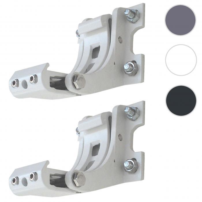 Zubehör Kassetten-Markise T122 T123 Dachsparren Adapter 2x Dachsparrenadapter