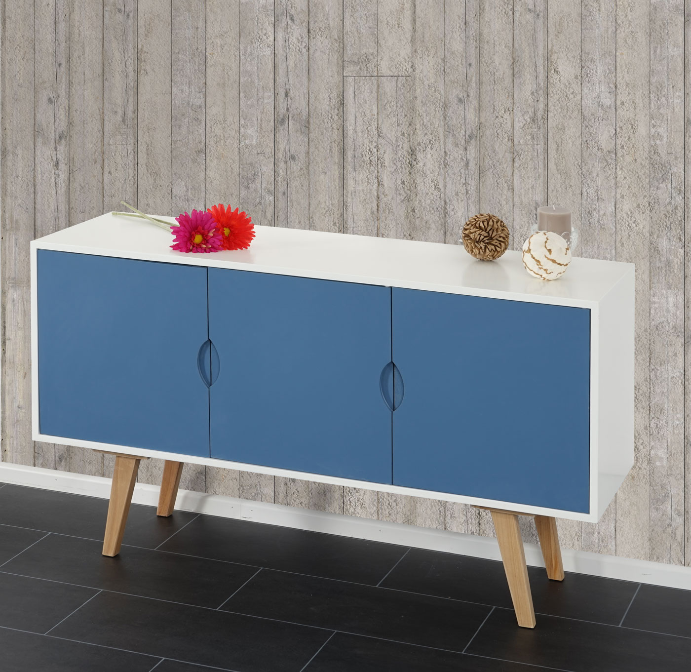 defekte ware kommode malm t258 schrank sideboard. Black Bedroom Furniture Sets. Home Design Ideas