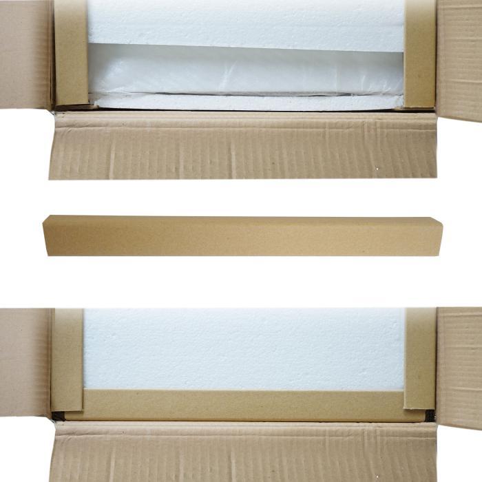 Kommode Malmo T271 Beistelltisch Nachttisch Schrank Retro Design
