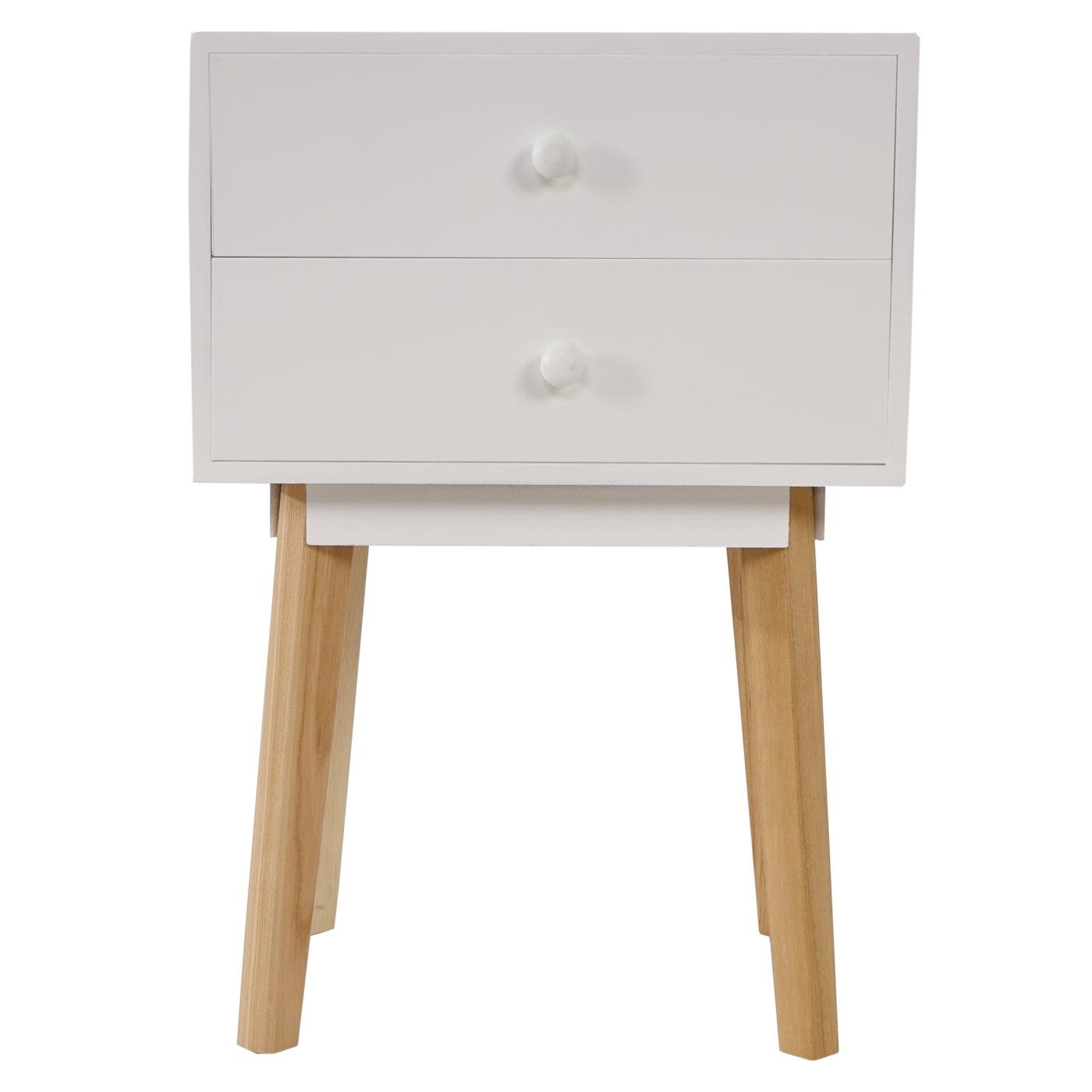 kommode malm t271 beistelltisch nachttisch schrank. Black Bedroom Furniture Sets. Home Design Ideas