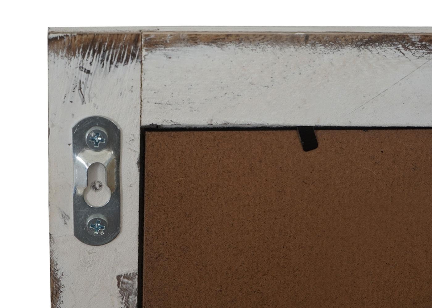 Werbetafel, wandtafel kreidetafel, 55x34x2cm shabby look vintage ...