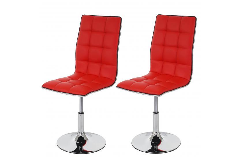 2x esszimmerstuhl hwc c41 stuhl lehnstuhl. Black Bedroom Furniture Sets. Home Design Ideas