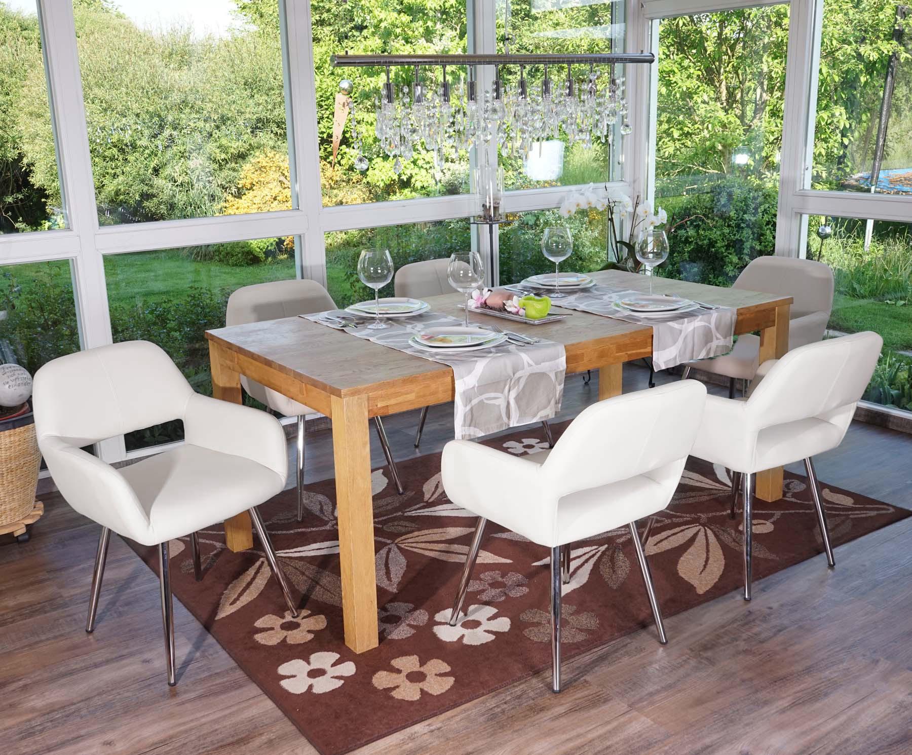 Sedie Sala Da Pranzo Ecopelle : Set sedie lounge hwc a design moderno ecopelle sala pranzo