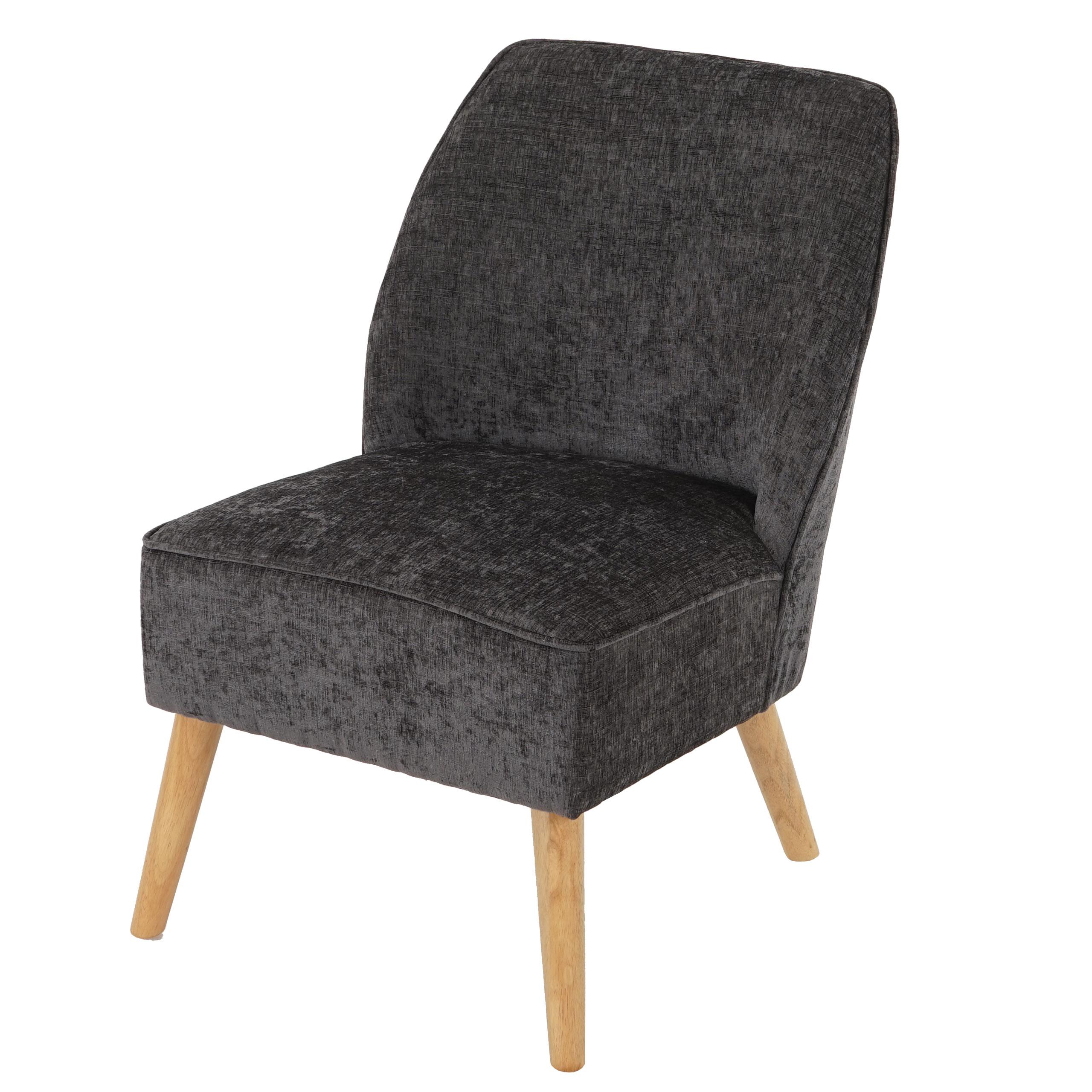 Sessel malm t312 loungesessel polstersessel retro 50er for Sessel textil