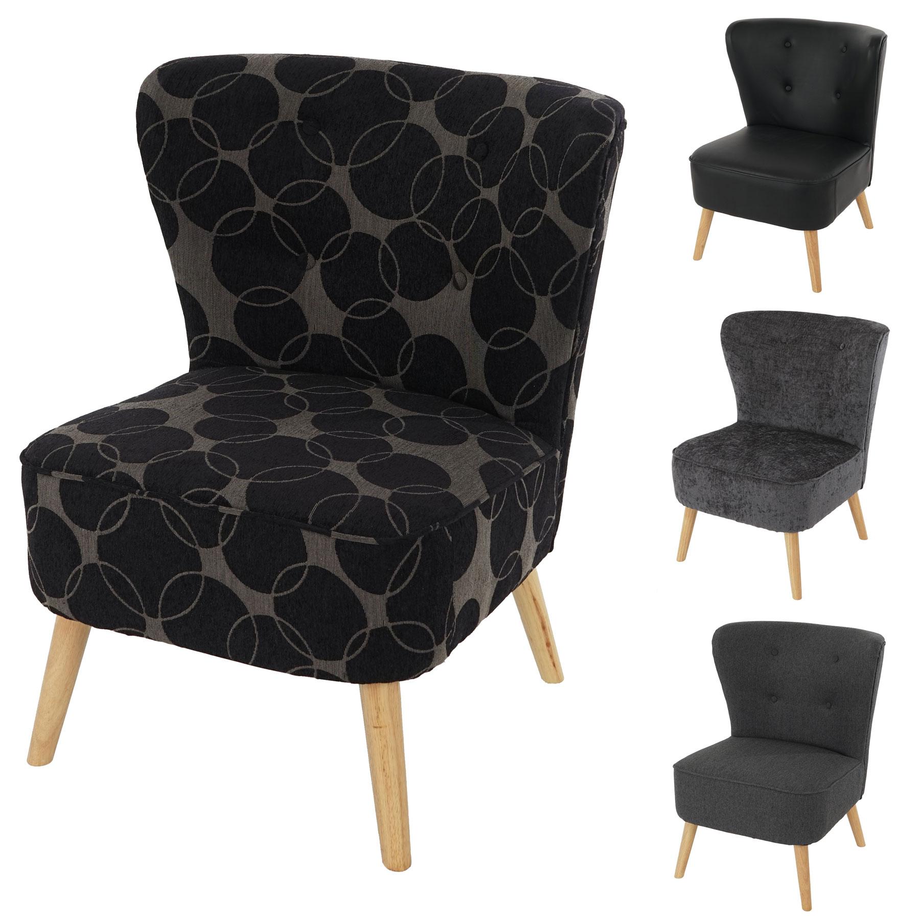 design sessel retro. Black Bedroom Furniture Sets. Home Design Ideas