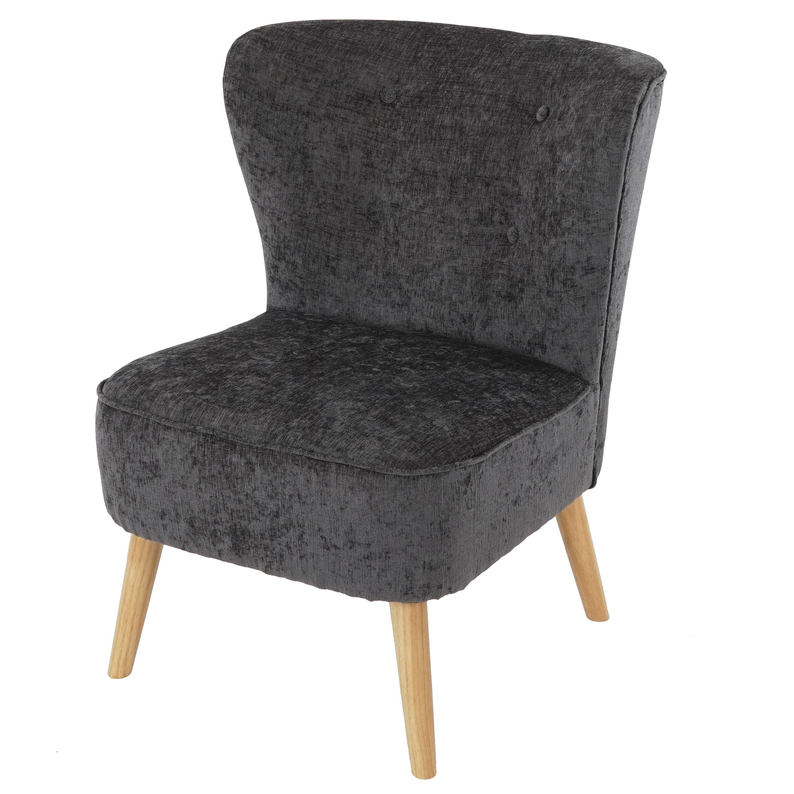 Sessel vaasa t313 loungesessel polstersessel grau textil for Polstersessel grau