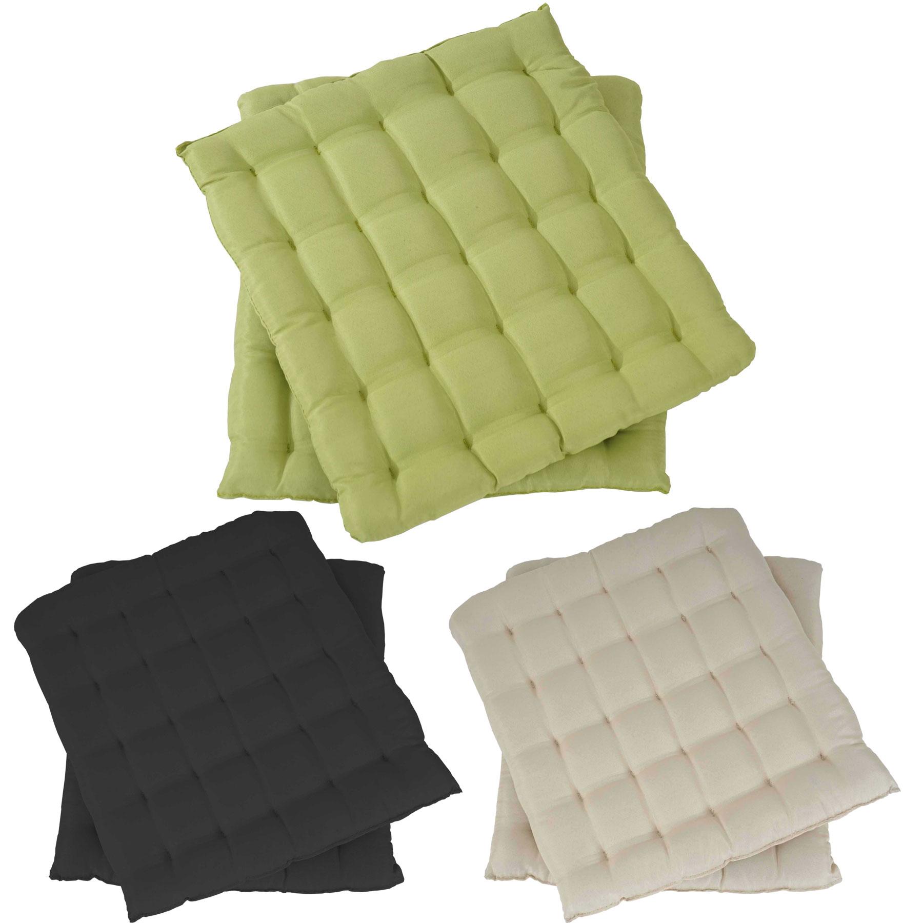 Set 4x cuscini canberra poliestere per l 39 interno e l for Interno per cuscini