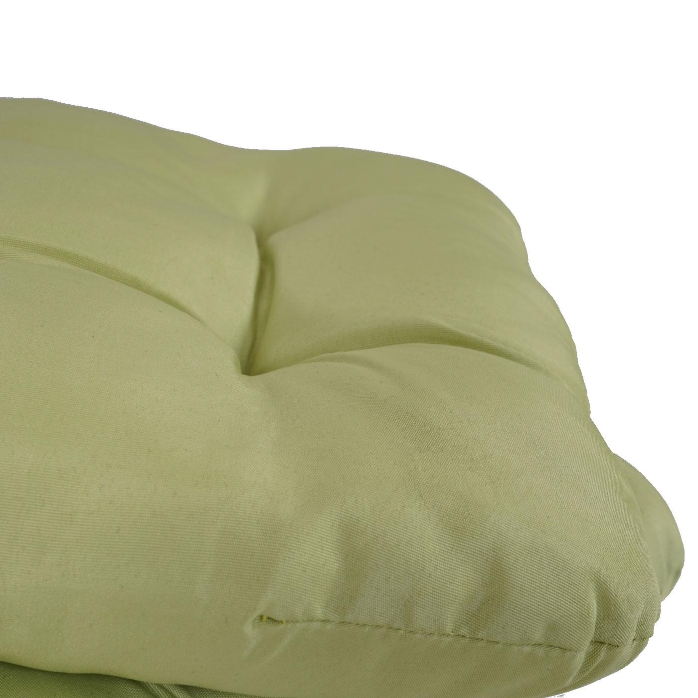 2x sitzkissen dublin stuhlkissen kissen 41x38x8cm. Black Bedroom Furniture Sets. Home Design Ideas