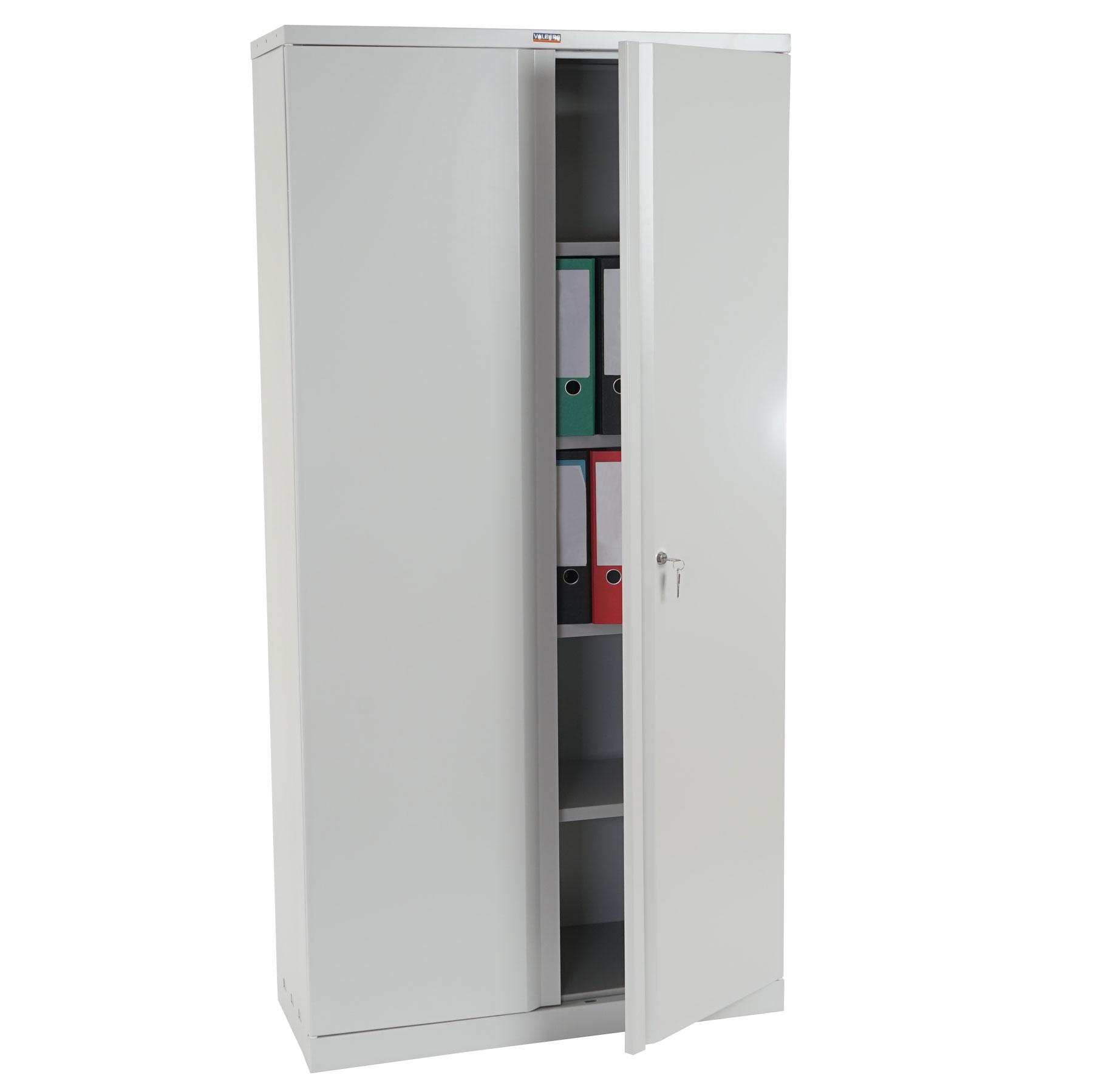 vidaXL Büroschrank Metall 90x40x140cm Aktenschrank Metallschrank Stahlschrank