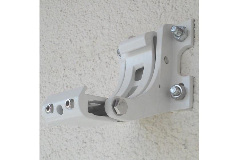 Elektrische Kassetten Markise H124 5x3m Mit Volant