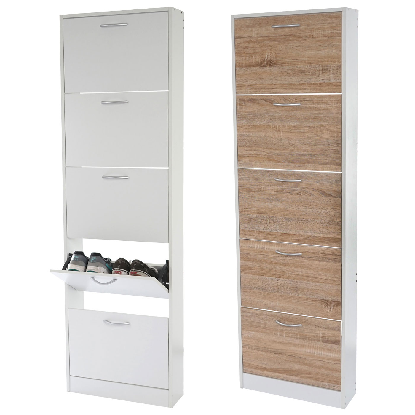 schuhschrank 15 cm tief astor massivholz schuhschrank 1. Black Bedroom Furniture Sets. Home Design Ideas